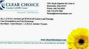 Clear Choice Custom Lasik Center