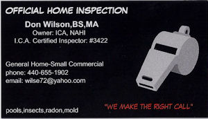 Official Home Inspection